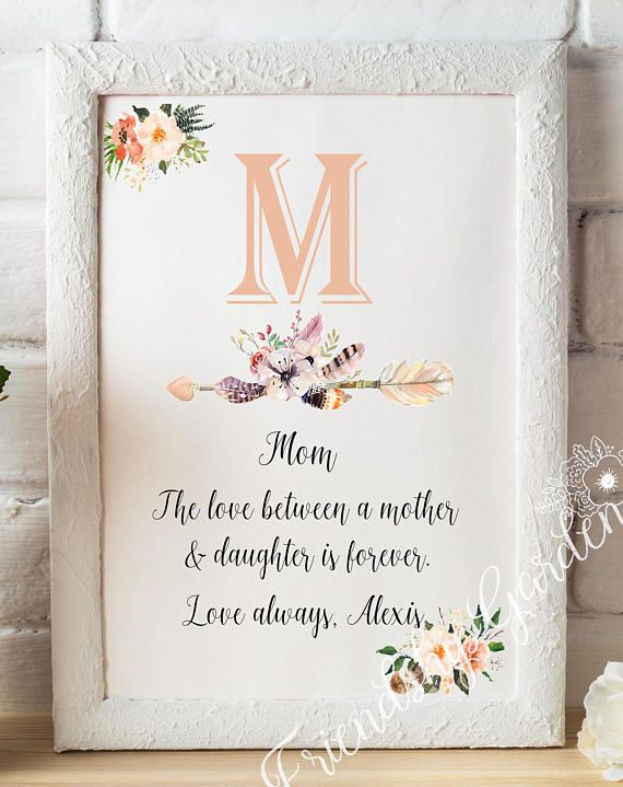 mom gift from daughter mom gift for christmas gift for mom mom gift pinterest mom gifts