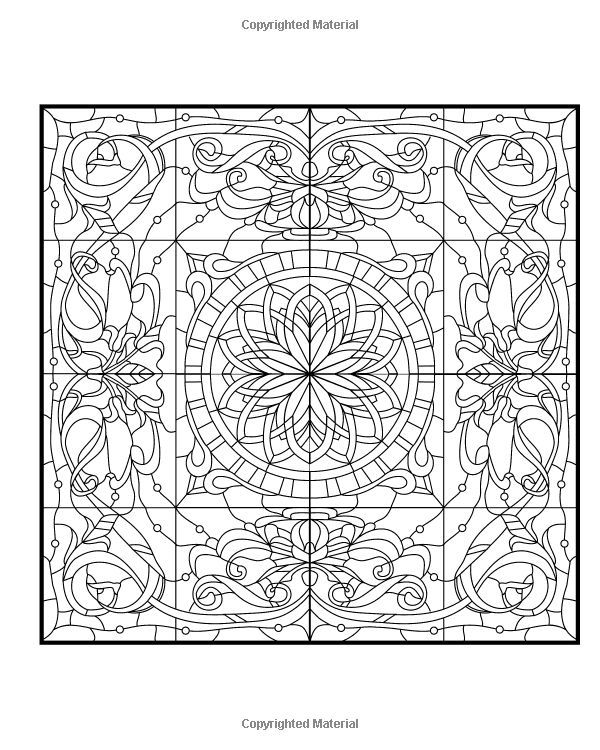 Decorative Squares Coloring Book Coloring Books Coloring Pages Whole Cloth Quilts