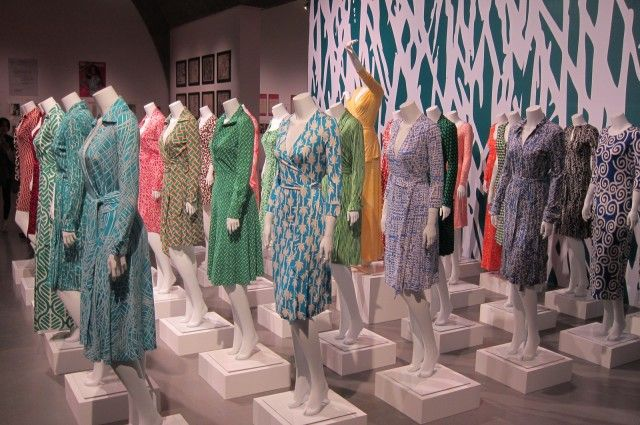 Diane Von Furstenberg: Journey of a Dress