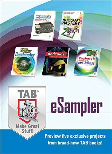 Free today tab project esampler by simon monk httpamazon great stuff with tab electronics books tab publishes do it yourself technology books for makers hobbyists students and our mission is to combine and solutioingenieria Gallery