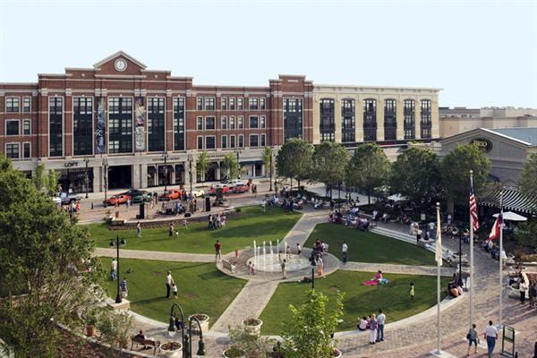 The Greene shopping mall in Beavercreek, OH | Dayton, Ohio