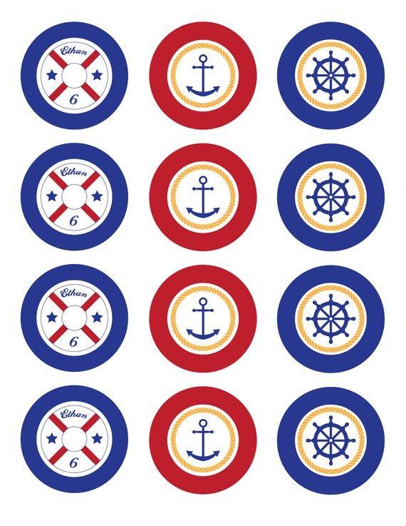 free nautical printables