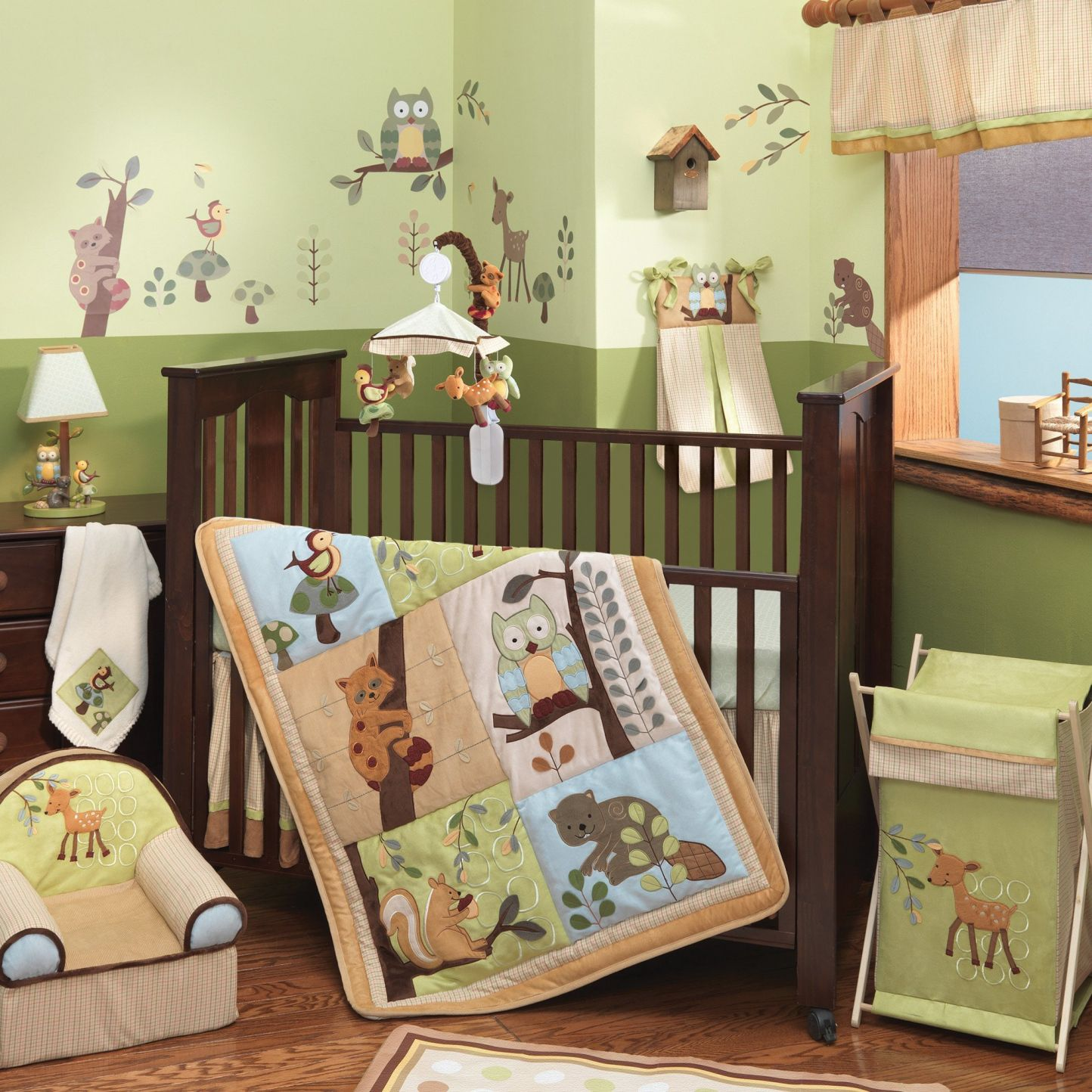 Enchanted Forest Baby Room Interior Paint Color Ideas Check More At Http Www Chulaniphotography