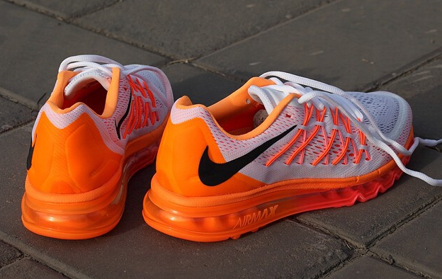 Original Nike AIR MAX men's shoes 698902 running sneakers free shipping