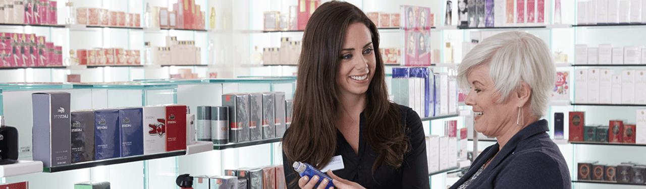 Store Manager/ Supervisor Beauty advisor, Beauty