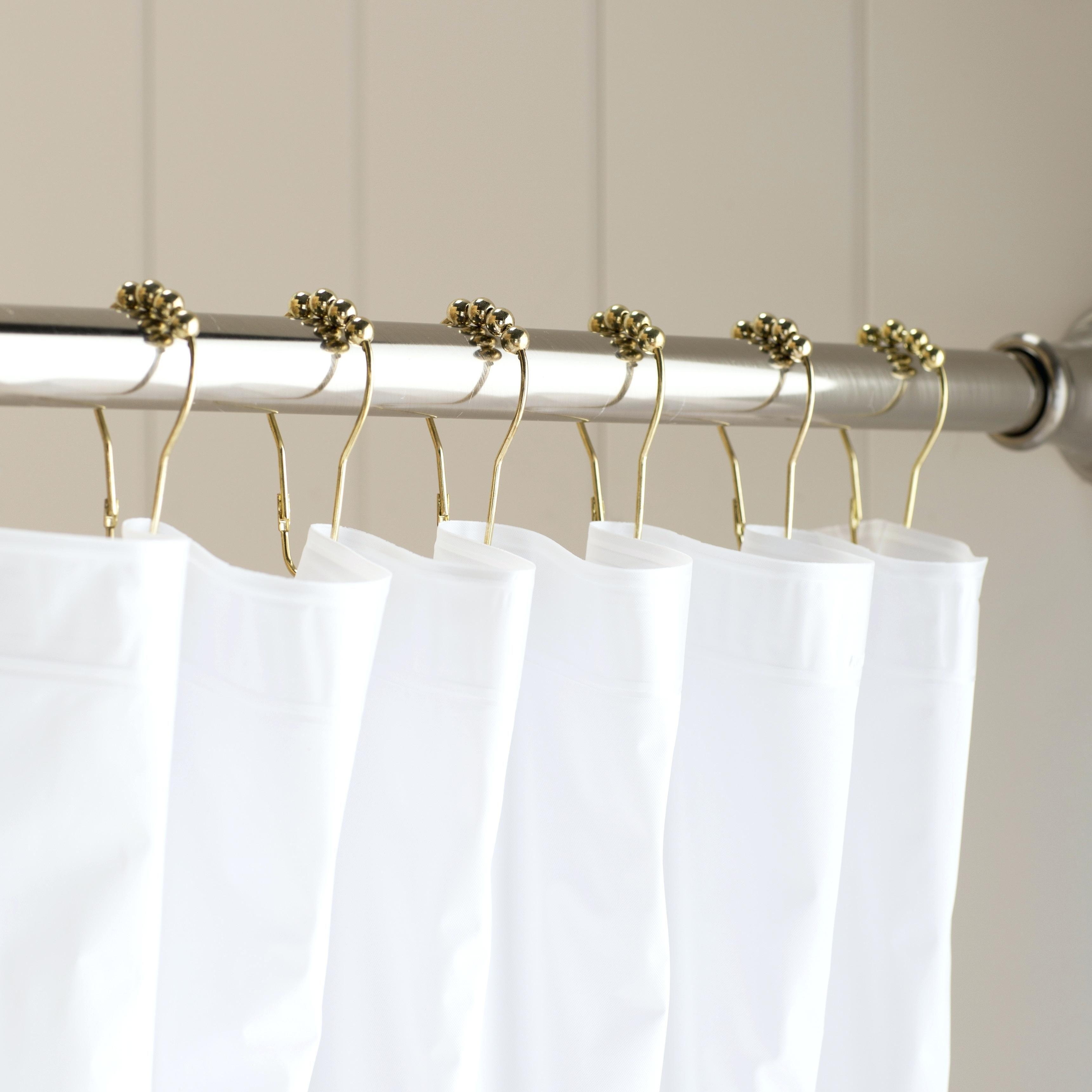 Creme Vorhange Mahagoni Vorhang Ringe Kleine Kunststoff Ringe Fur