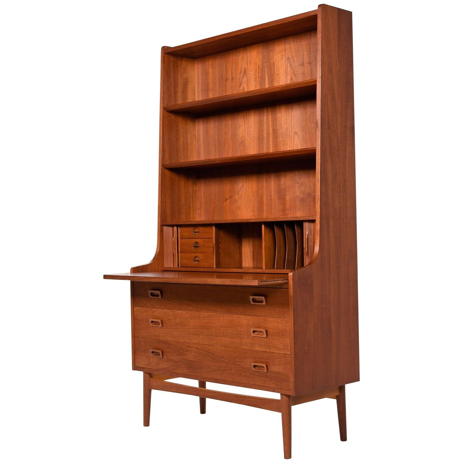 danish teak pamono a rge price by regular borge b sale at mogensen bookcase for