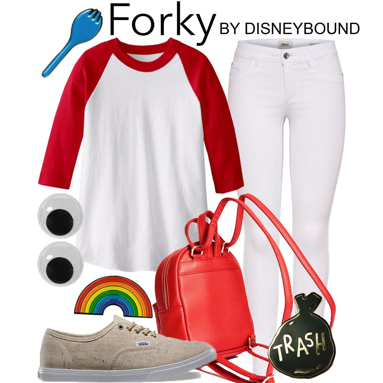 8fdb48e5f DisneyBound - Forky | Toy Story in 2019 | Disneybound, Disney bound ...