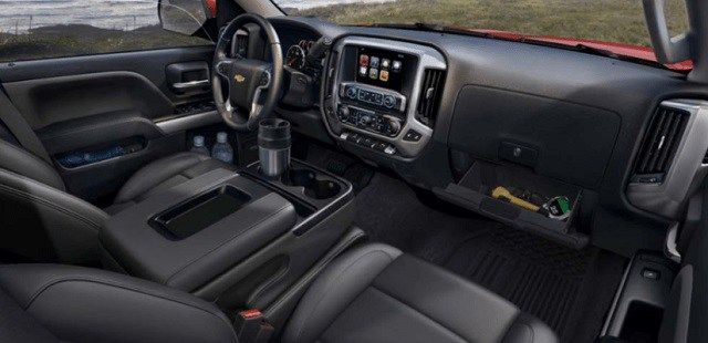 2020 Chevy Tahoe interior | Concept Cars Group Pins ...