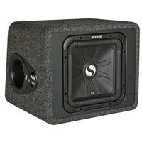 "Stillwater Designs Solo-Baric L3 12"" Single Ported Subwoofe (VS12L32)"