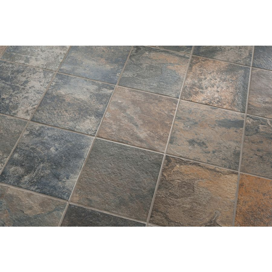 Shop style selections aspen sunset glazed porcelain indooroutdoor shop style selections aspen sunset glazed porcelain indooroutdoor floor tile common 12 dailygadgetfo Image collections