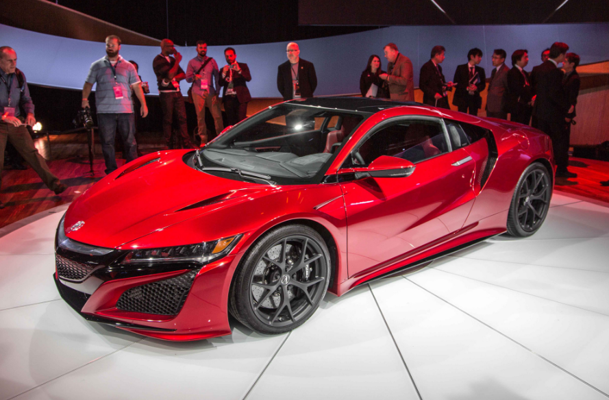 Acura Nsx Type R 2018 Japan Luxury Sport Vehicle Manufactured The