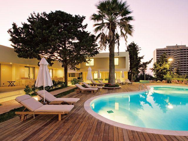Wilkommen im Rodos Palace in Ixia! Das Luxusresort hat 7