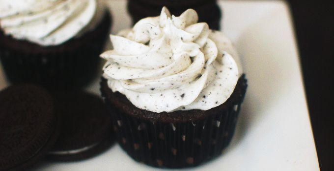 Simple and Fast Oreo Cupcakes Food Pinterest Oreo Cake and Food