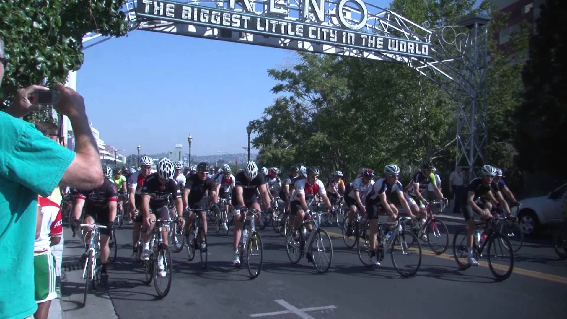 A chance to ride with pro road bike racers reno tahoe