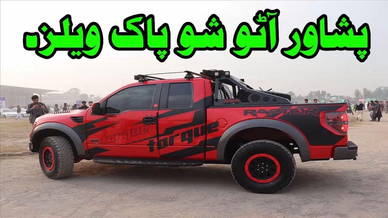 PakWheels Peshawar Auto Show 2018 Khyber Pakhtunkhwa Sher