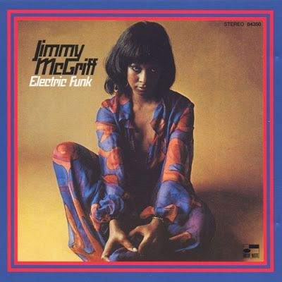 PHAROPHA SONORA: JIMMY McGRIFF - Electric Funk