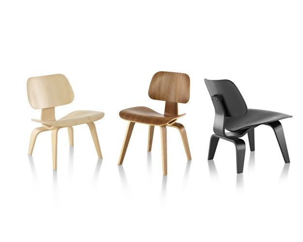 The Lcw Chairs The World Of Famous American Designers The Eames Eames Molded Plywood Dining Chair Eames Plywood Chair Plywood Chair