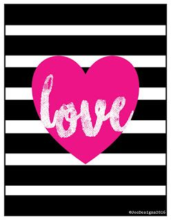 Valentine's Day Printables 2016 http://jonescreekcreations.blogspot.com/2016/01/valentines-day-2016.html