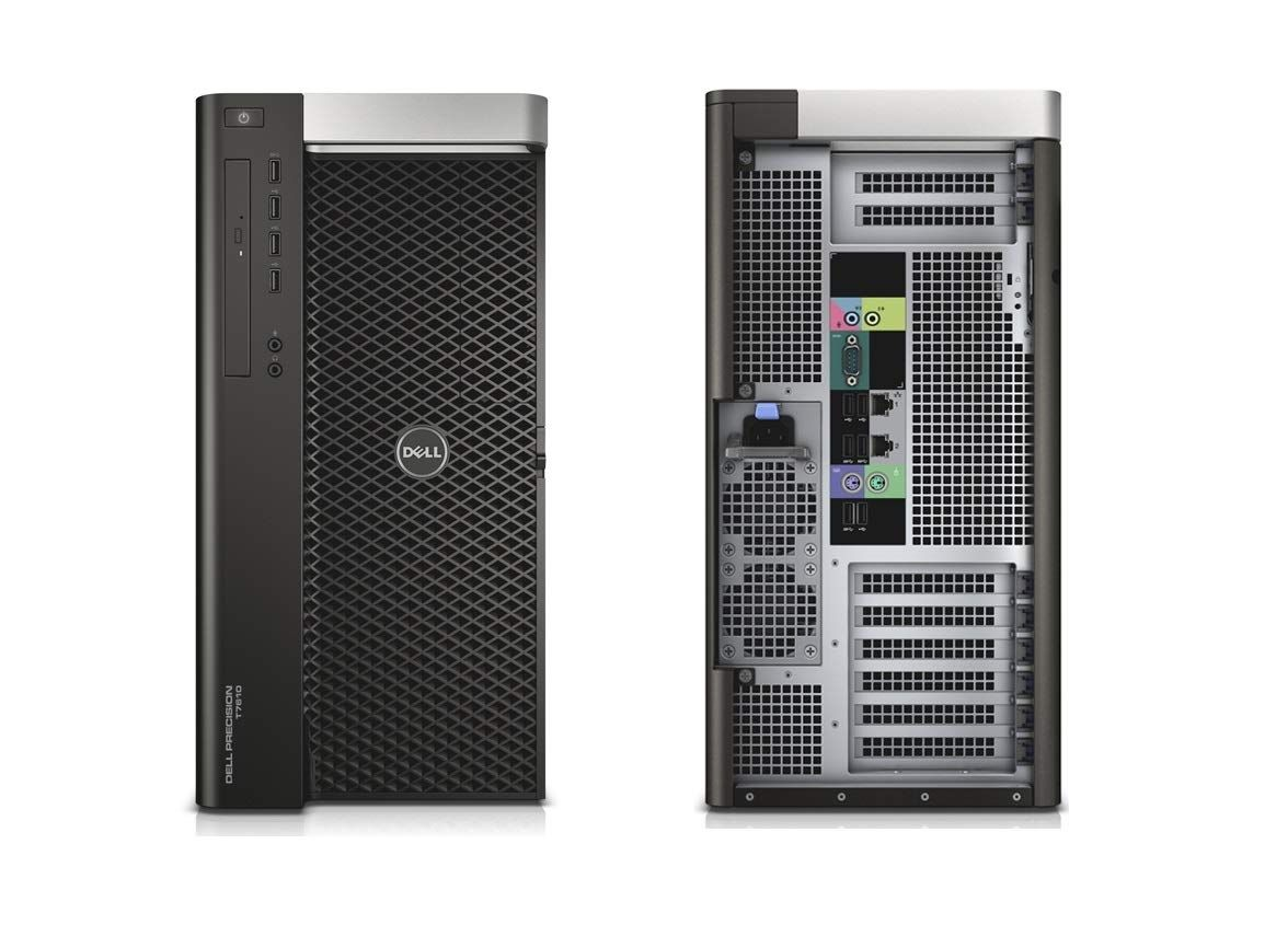 Today Review Dell Precision T7610 Tower Business Desktop Pc High End Build Your Own Computer