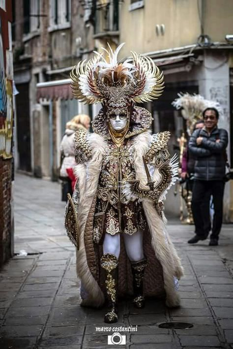Photo of venice carnival masks