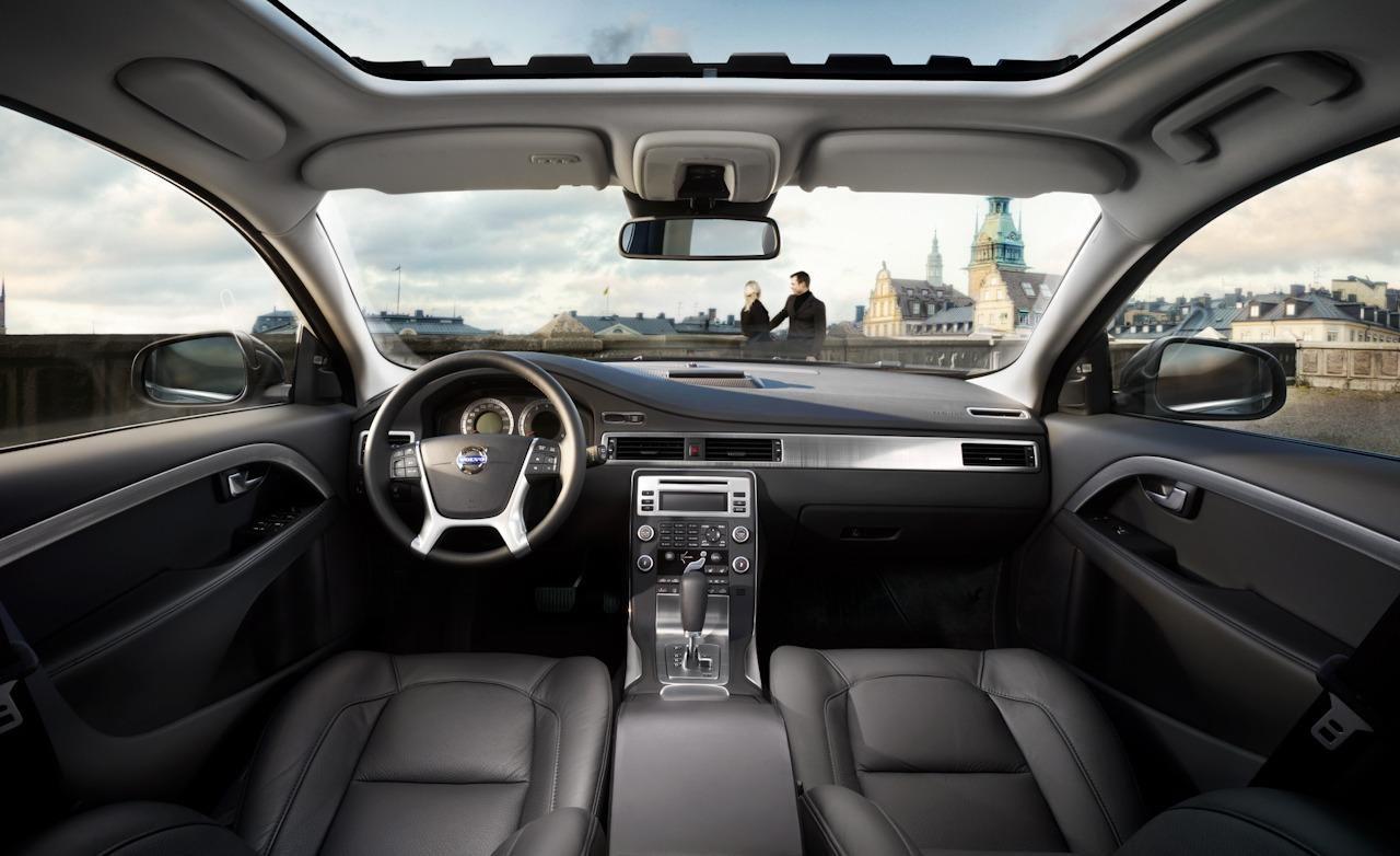 Volvo-V70-Interior-2016 | VOLVO Interieur | Pinterest | Volvo v70 ...