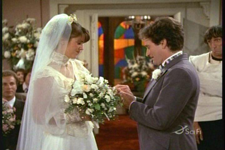 The Wedding Mork Mindy