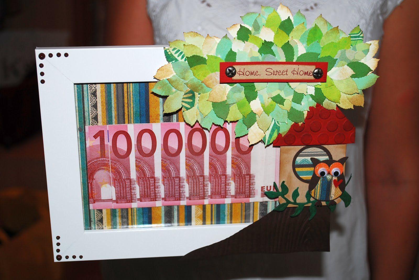veeeell geld geld als geschenk geldgeschenk pinterest geldgeschenke. Black Bedroom Furniture Sets. Home Design Ideas