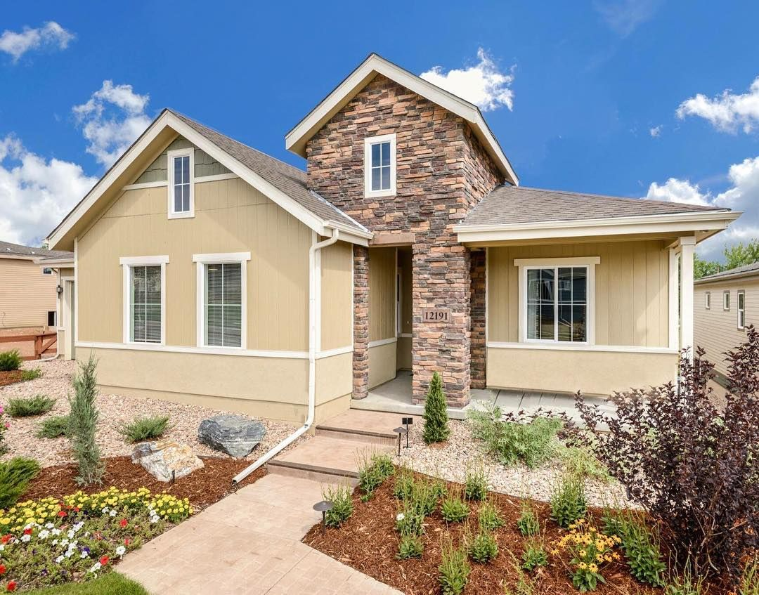 End your search for the ideal Colorado home at Skyestone. A selection of beautiful move-in ready homes are available now! by skyestonedenver