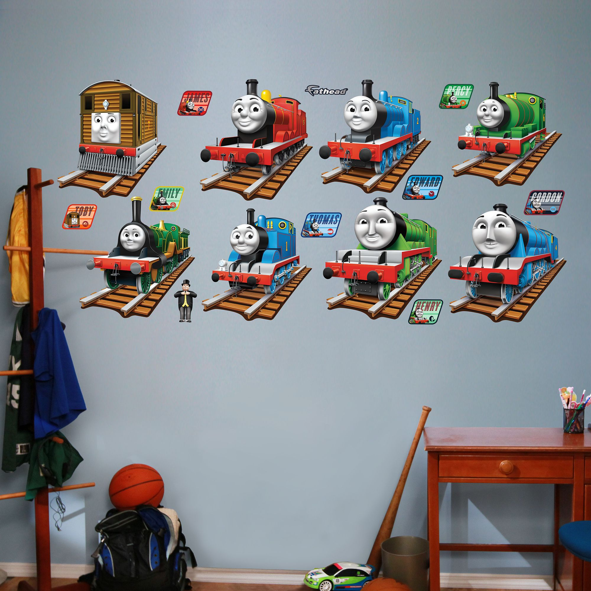 Thomas and Friends Collection | Cute stuff for Dom :) | Pinterest ...