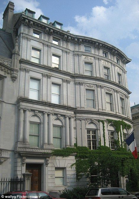 The Gilded Age New York City Mansion