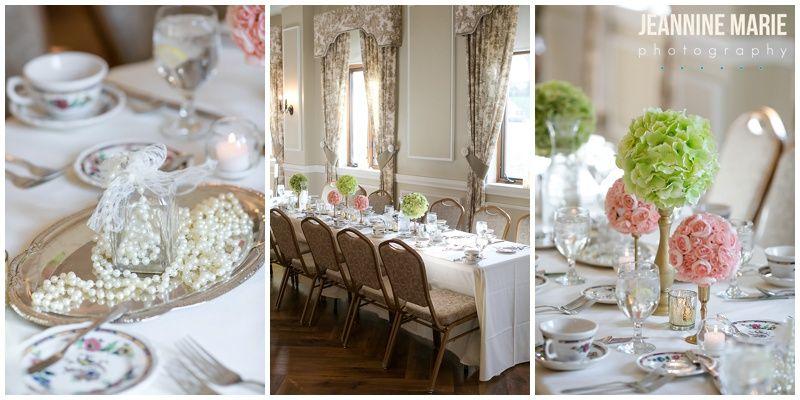 Gale Mansion Wedding Indoor Spring Minneapolis Venues Decor