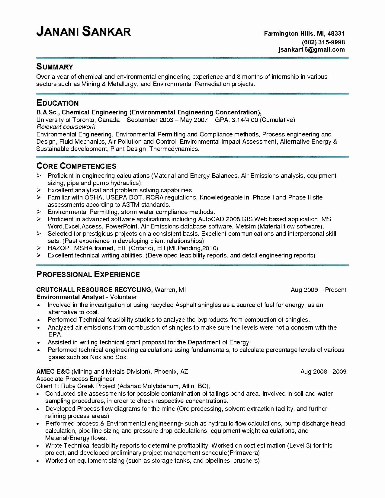 75 Awesome Photography Of Example Resume For Internship In Engineering Check More At Https Www Ourpetscrawley Com 75 Awesome Photography Of Example Resume For