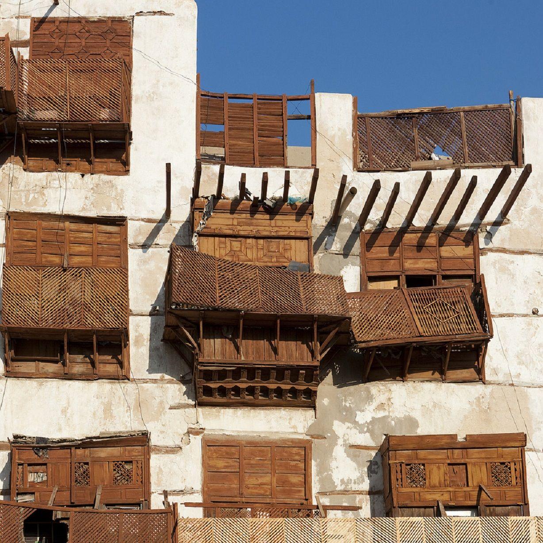 OLD JEDDAH, ARABIE SAOUDITE  Casas, Arquitetura, Casa natural