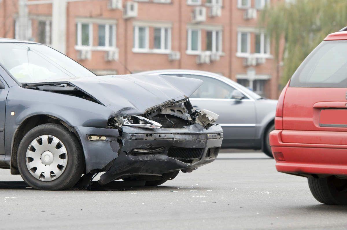 Automobile accidents involving a company vehicle car