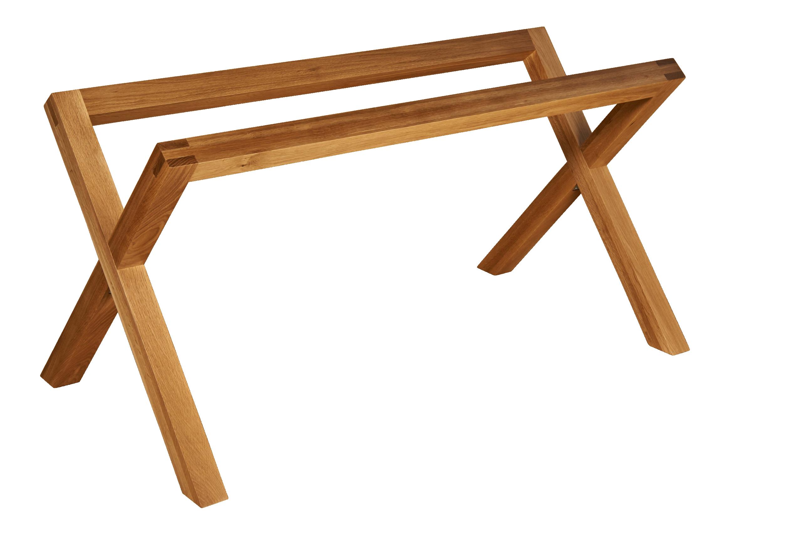 DUBLIN Tréteaux et plans de travail Bois   meubles   Table ...