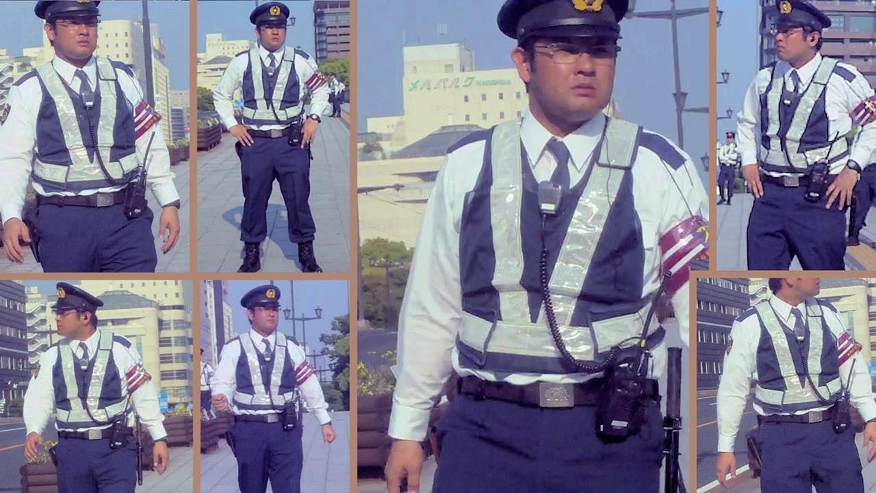 のんけ親父達の画像掲示板 警察官 男性 警察