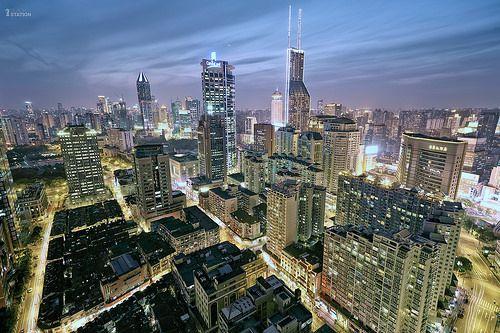 无夜  /  Sleepless City