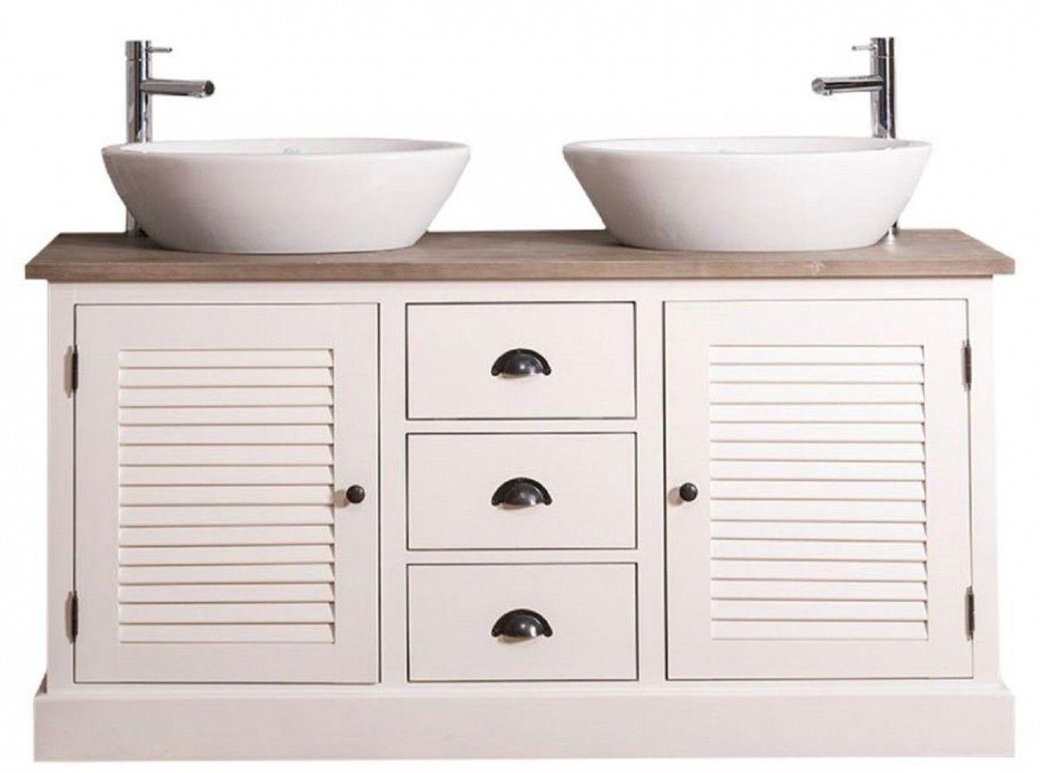 Badezimmermöbel Landhausstil Landhausstil Schubladen Regal Waschtisch Landhaus