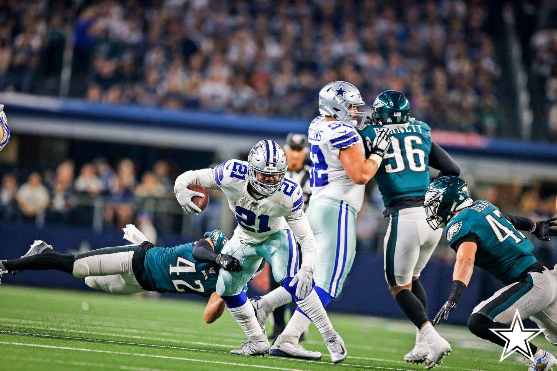 NFL Week 7 Dallas Cowboys vs Philadelphia Eagles in