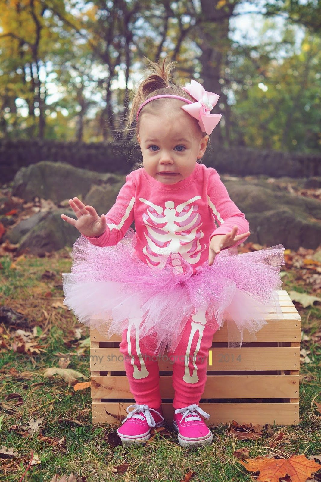 Skeleton girl little girl skeleton costume Halloween diy little girl costumes Come walk in  sc 1 st  Pinterest & Skeleton girl little girl skeleton costume Halloween diy little ...