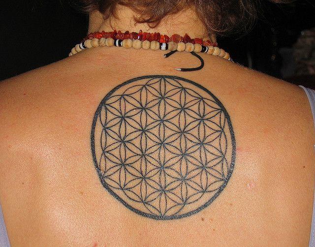my flower of life tattoo tatouages. Black Bedroom Furniture Sets. Home Design Ideas