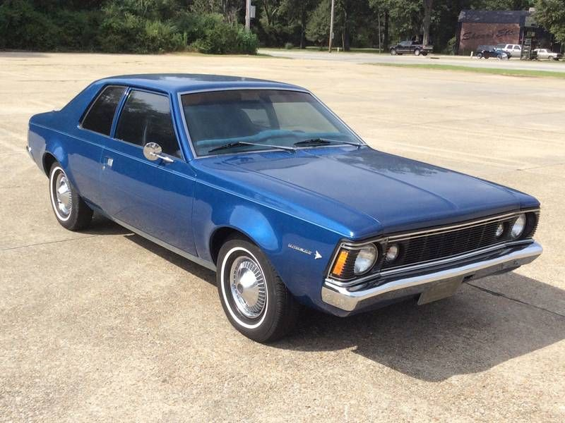 1970 Amc Hornet My Mom Had One Like This When I Was Little My