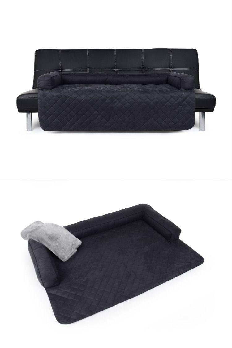 Unsere Hier Angebotenen Sofa Couch Schutzdecken Hund Sind Hochwertig Verarbeitet Und Aus Besten Veloursleder Ahnlichen Obermaterial Vari In 2020 Mit Bildern Sofaschutz Hundekissen