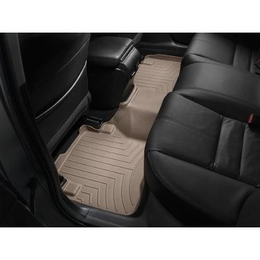 Weathertech Custom Fit Rear Floorliner For Ford Expedition E Tan