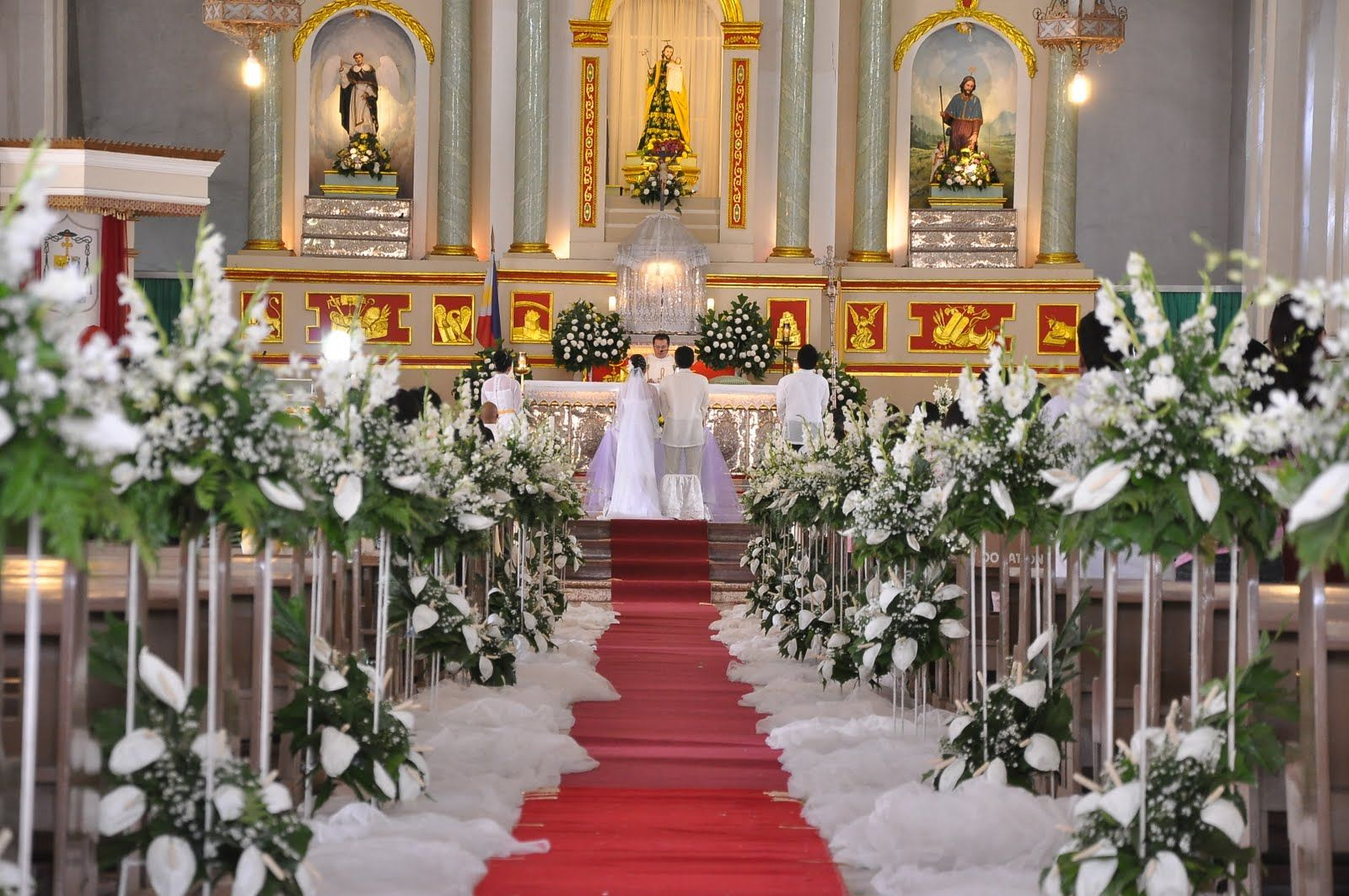 Wedding decorations for church our wedding venue in 2009 we had a wedding decorations for church our wedding venue in 2009 we had a church wedding junglespirit Gallery