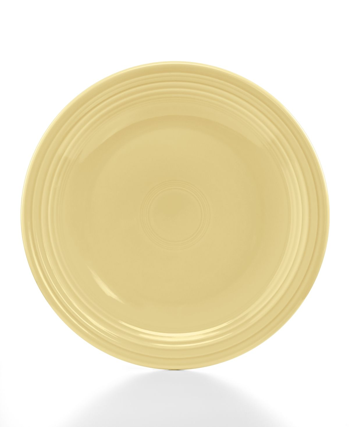 "SALAD PLATE ivory HOMER LAUGHLIN FIESTA 7.25/"""