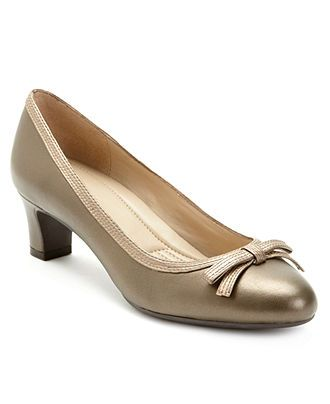aa000a5c28087 Easy Spirit Shoes, Ranielle Pumps - Shoes - Macy's | Shoes | Shoes ...