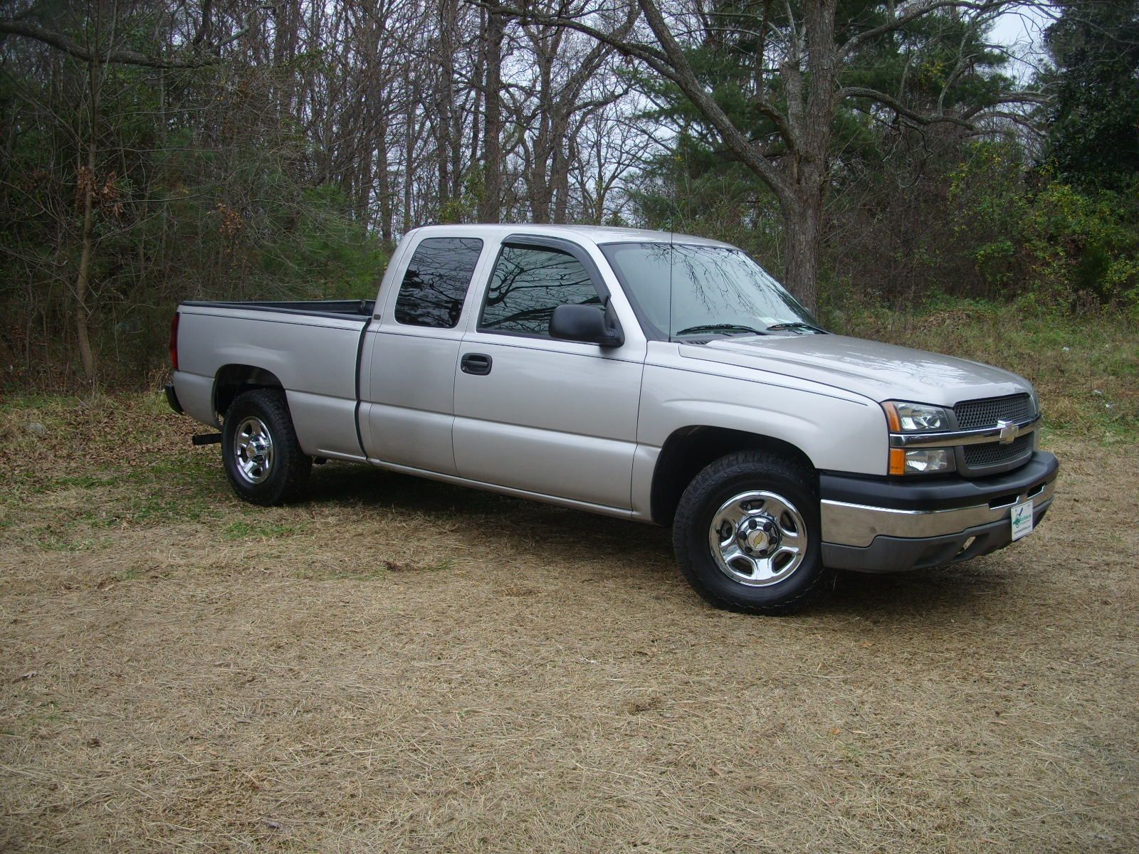 Used 2004 Chevrolet Silverado 1500 For Sale Durham NC
