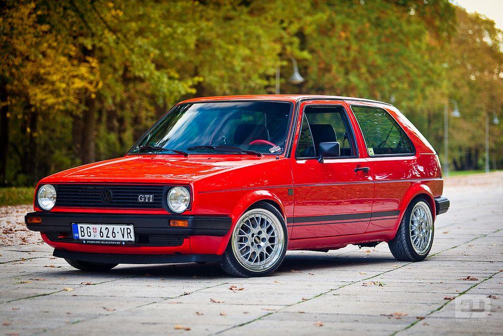Veljko's MK2 VR6 | Project MK2 Golf VR6 | Volkswagen golf